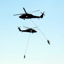 Airshow - Black Hawks