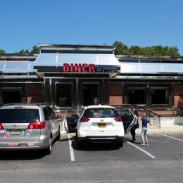 Galloway Diner bei Atlantic City
