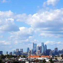 Skyline von Philladelphia