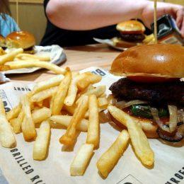 Essen bei BGR - The Burger Joint