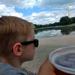 National Mall - Gedenkpark Constitution Gardens