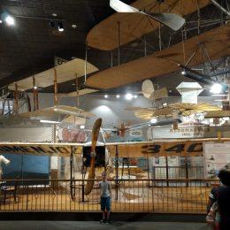 Flugzeuge der Gebrüder Wright