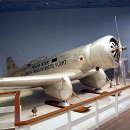Arktis-Flugzeug