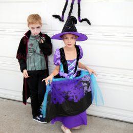 """Bestens vorbereitet für """"Halloween Haunt in the Park"""" in Oxnard am 27.Oktober"""