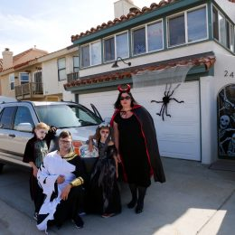 2. Halloweenparty: Fall Festival in der Schule