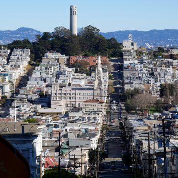 San Francisco (30.12.2012 bis 03.01.2019)